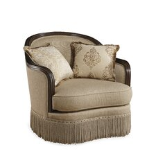 Coven Matching Barrel Chair by Astoria Grand