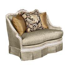 Cristaldo Chair and a Half by Benetti's Italia