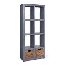 Berniece 77 Cube Unit Bookcase by August Grove