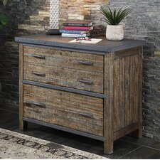 Enzo 2 Drawer Chest by Turnkey Products LLC