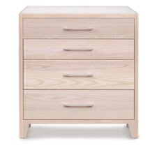 Contour 4 Drawer Chest by Copeland Furniture
