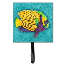 Tropical Fish Wall Hook by Caroline's Treasures