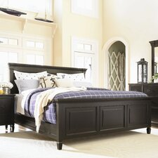 Causey Park Panel Bed by Canora Grey