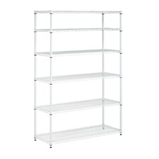 72 H 6 Shelf Shelving Unit Starter by Honey Can Do