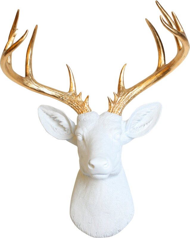 Wayfair Wall Decor best moose head wall decor contemporary - home decorating ideas
