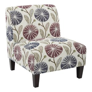Magnolia Slipper Chair by Ave Six