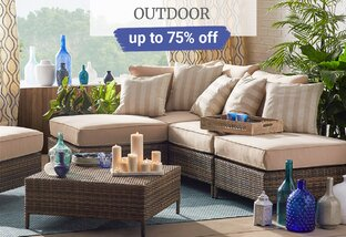 Up to 75% off Outdoor