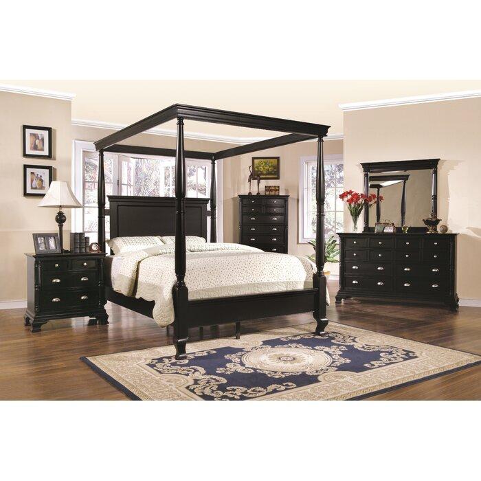 Canora Grey Ardnaglass Queen Canopy Customizable Bedroom Set   Reviews    WayfairCanora Grey Ardnaglass Queen Canopy Customizable Bedroom Set  . Queen Canopy Bedroom Sets. Home Design Ideas