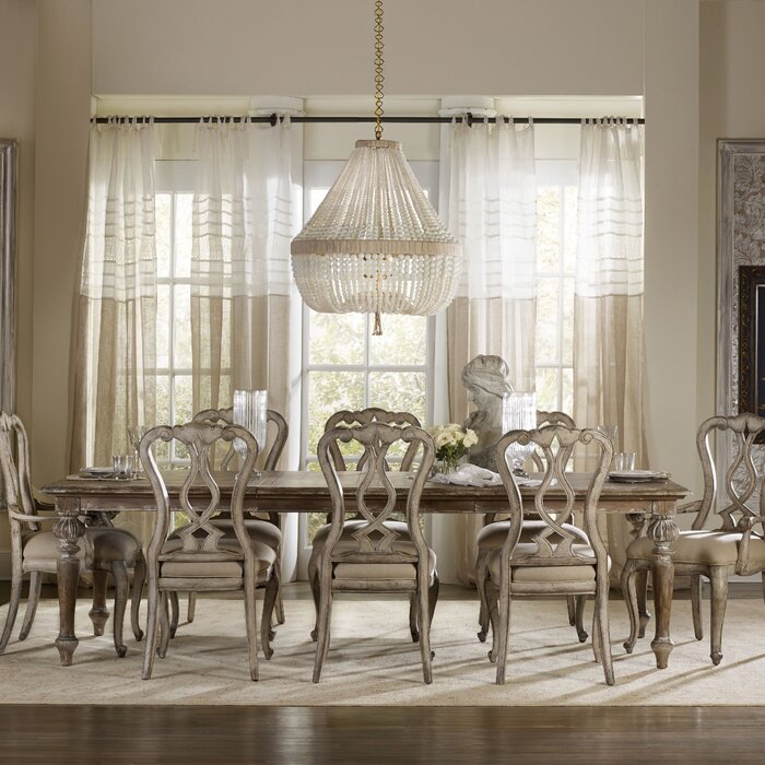 Hooker Furniture Chatelet Extendable Dining Table & Reviews   Wayfair