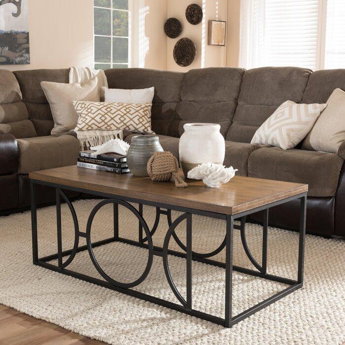 Wholesale Interiors Baxton Studio Coffee Tables Reviews Wayfair