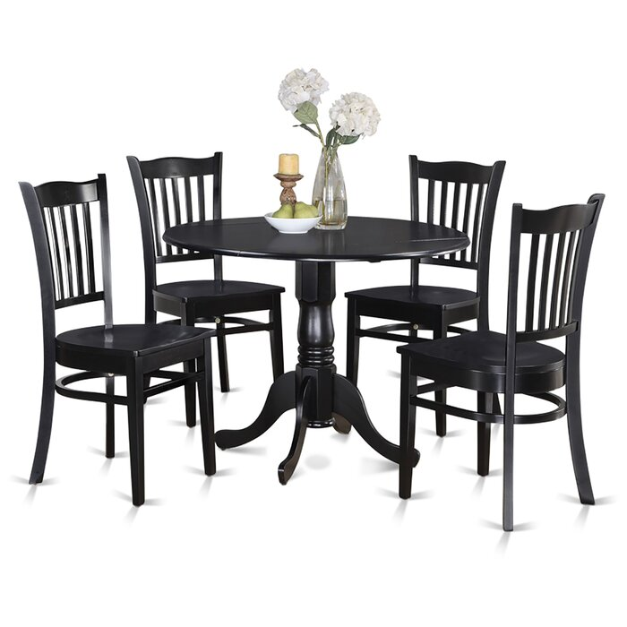 Wooden Importers Dublin 5 Piece Dining Set Reviews