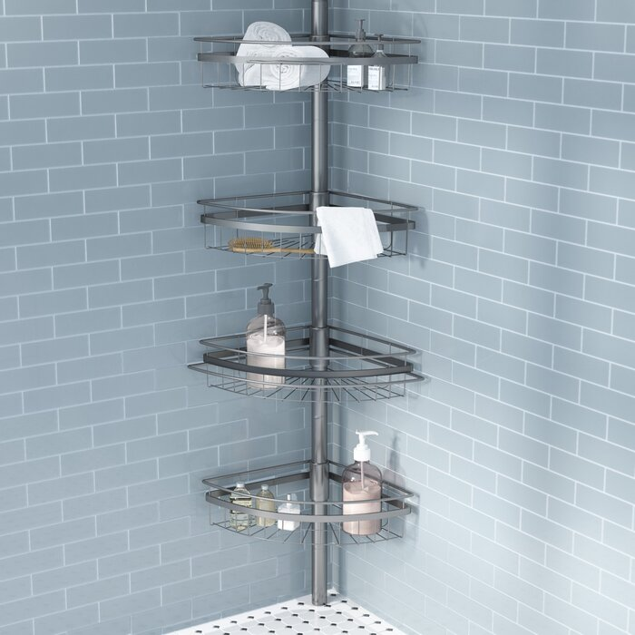 Shower & Bathtub Accessories You\'ll Love | Wayfair