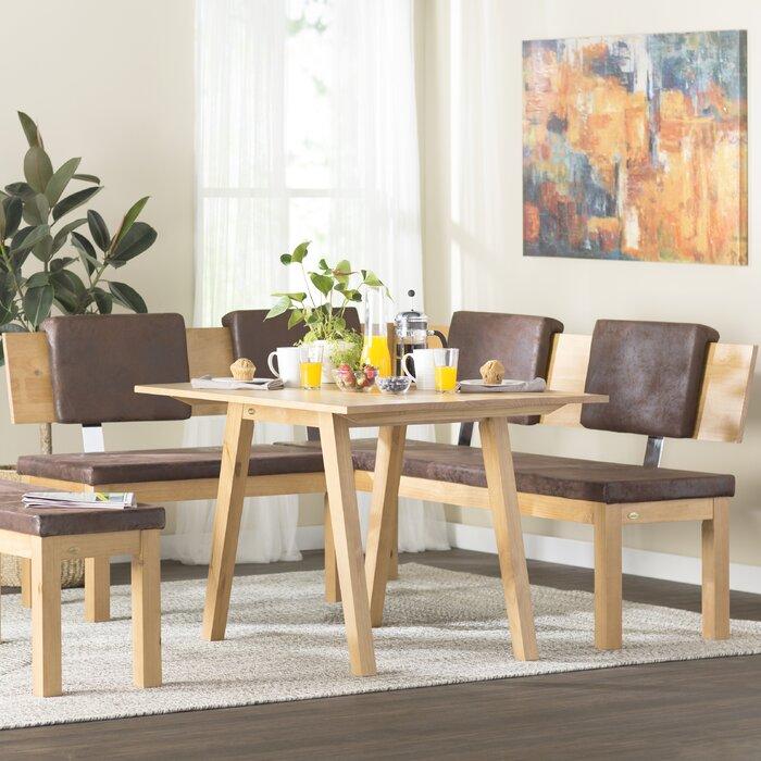 Brayden Studio Desouza 3 Piece Dining Set Reviews