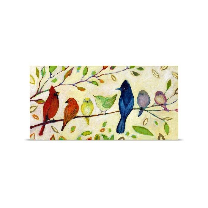 Beautiful Ceramic Bird Wall Art Composition - Wall Art Design ...