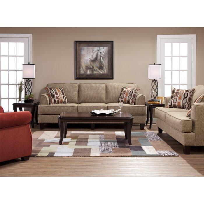 Andover Mills Nordberg Configurable Living Room Set | Wayfair