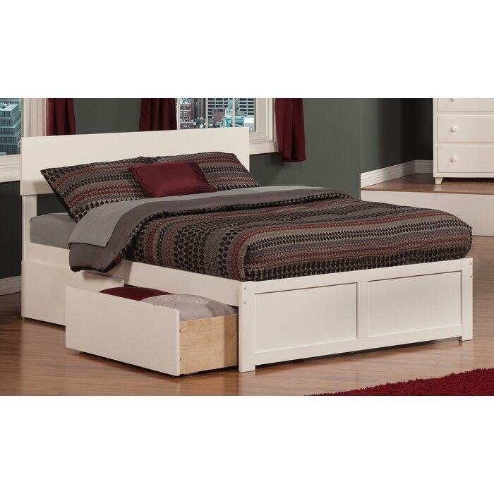 ahoghill storage platform bed - Kid Bed Frames