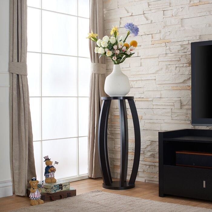 Alcott Hill Newbern Pedestal Plant Stand Reviews Wayfair