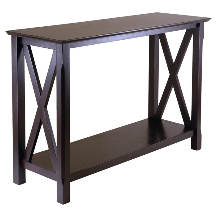 Charlton Home Toledo Console Table U0026 Reviews | Wayfair