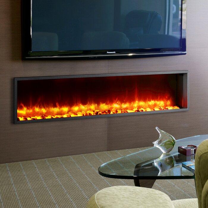 Fireplace Design fireplace insert electric : Wade Logan Belden 63