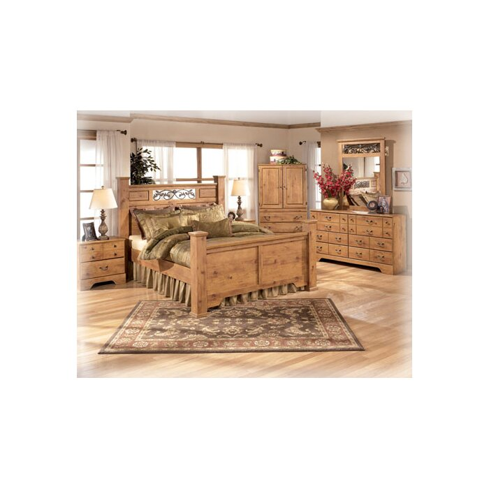 August Grove Cheyanne Panel Customizable Bedroom Set & Reviews ...