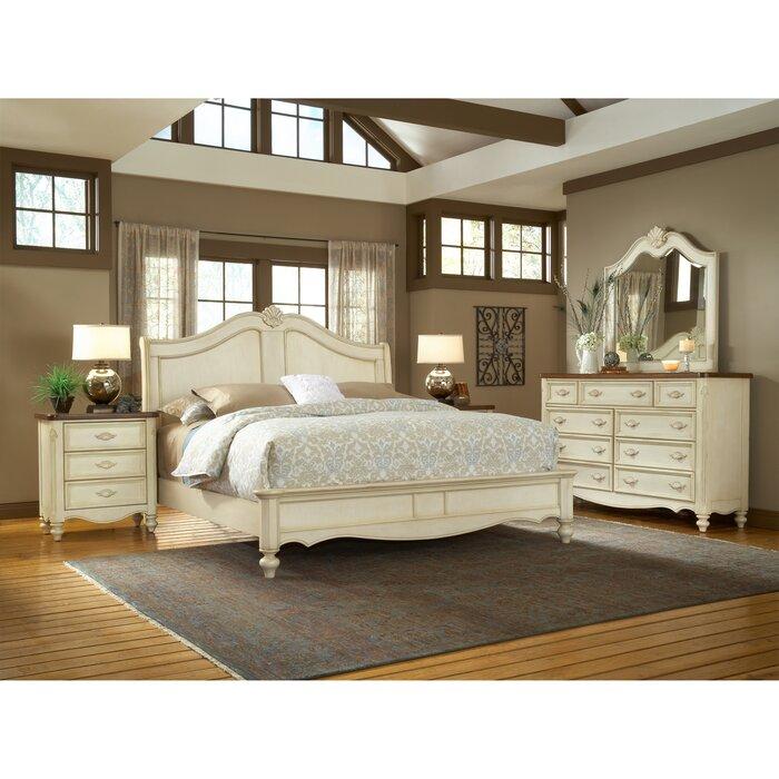 Brecon Panel Configurable Bedroom Set & Reviews | Birch Lane