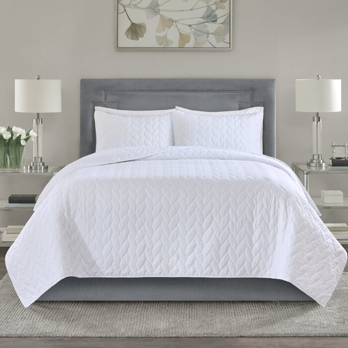 Bessler 3 Piece Coverlet Set