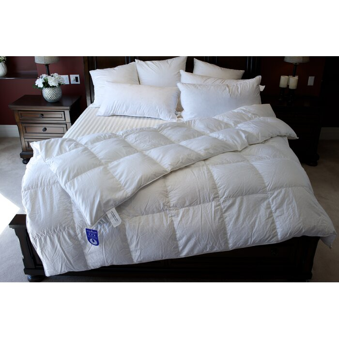 Hutterite All Season Down Duvet
