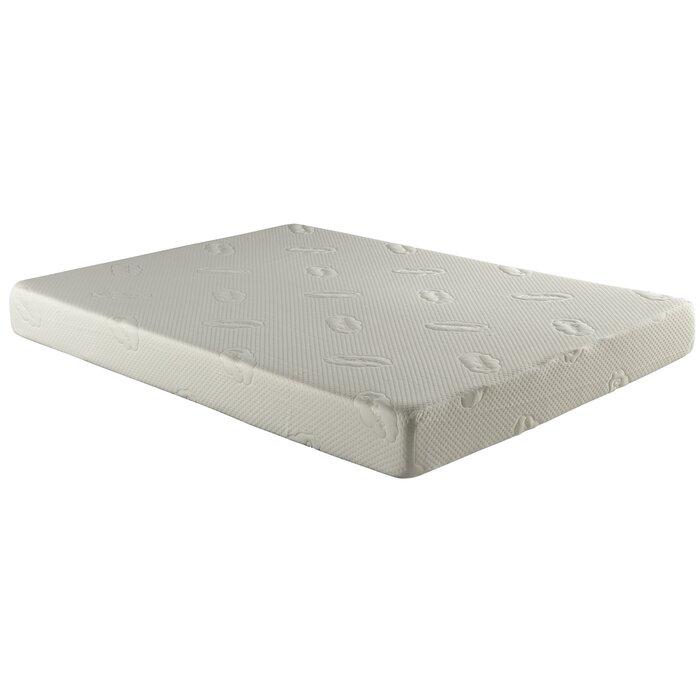 Atlantic Furniture Contora Medium Memory Foam Mattress U0026 Reviews Wayfair