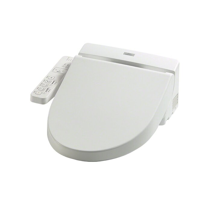 Toto Washlet For Elongated Toilet \u0026 Reviews | Wayfair