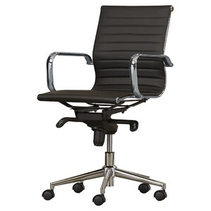 Cruz Leather Office Chair