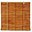 Red Aria Bamboo Shade