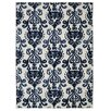 Bungalow Rose Imperial Blue Area Rug Amp Reviews Wayfair Ca