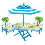 Kidkraft Heart Kids 7 Piece Table Amp Chair Set Amp Reviews
