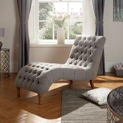 Recamiere Chesterfield-Stil Design