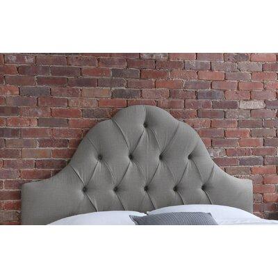 skyline furniture tufted upholstered panel headboard  reviews, Headboard designs