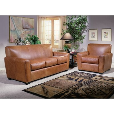 Genial Omnia Leather Jackson Leather Configurable Living Room Set U0026 Reviews |  Wayfair