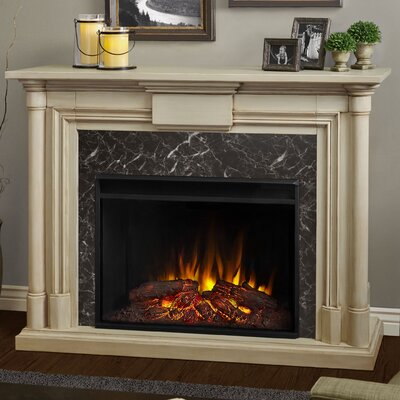 Real Flame Maxwell Grand Electric Fireplace & Reviews | Wayfair