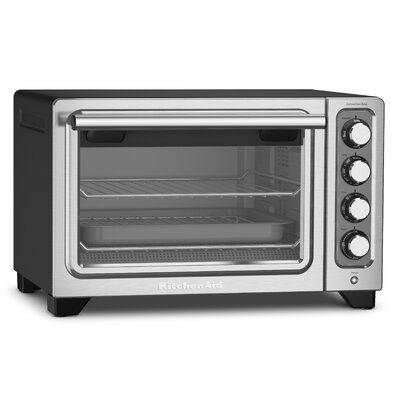 KitchenAid Compact Counter Toaster Oven & Reviews | Wayfair