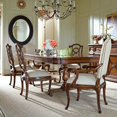 Stanley Arrondissement Famille Pedestal Dining Table U0026 Reviews | Wayfair
