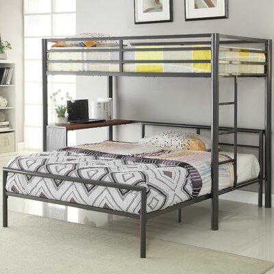 wildon home twin loft bed reviews wayfair - Loft Bed Frame