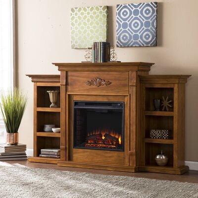 Wildon Home ® Franklin Electric Fireplace & Reviews   Wayfair