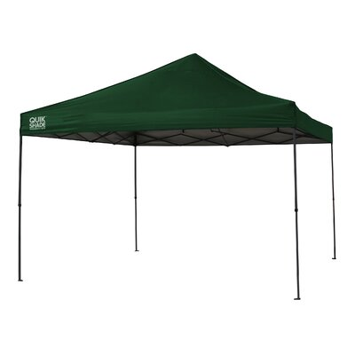 QuikShade Quik Shade 12 Ft. W x 12 Ft. D Canopy & Reviews | Wayfair
