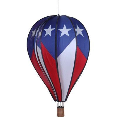 Premier Designs Hot Air Balloon Patriotic Spinner & Reviews | Wayfair