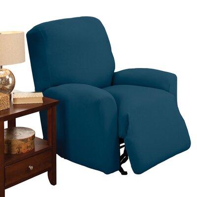 sc 1 st  Wayfair & Andover Mills Box Cushion Recliner Slipcover u0026 Reviews | Wayfair islam-shia.org
