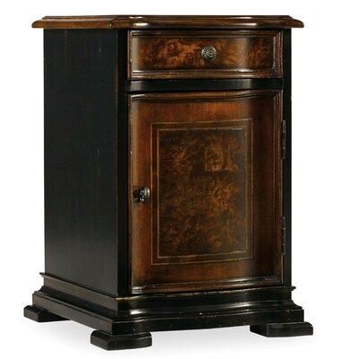 Wonderful Hooker Furniture Grandover End Table With Storage U0026 Reviews | Wayfair