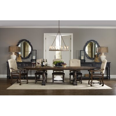 Hooker Furniture Treviso Dining Set Reviews Wayfair - Alyssa dining room set