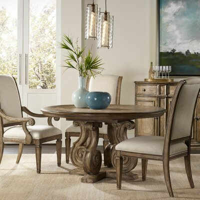 Hooker Furniture Solana Dining Table Base   Wayfair