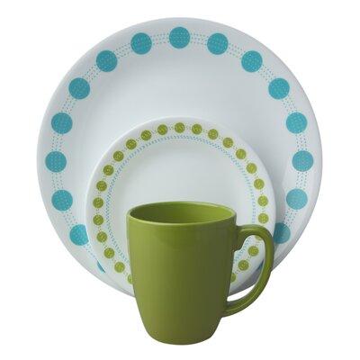 Corelle Southbeach 16 Piece Dinnerware Set, Service For 4 U0026 Reviews    Wayfair