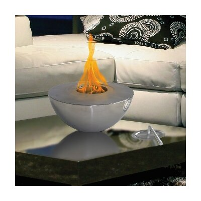 Anywhere Fireplace Sutton Indoor/Outdoor Gel Fuel Tabletop ...