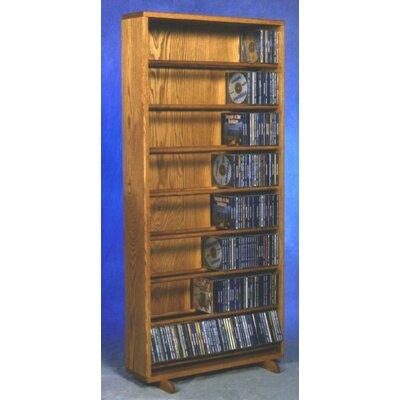 Wood Shed 800 Series 440 CD Dowel Multimedia Storage Rack U0026 Reviews |  Wayfair